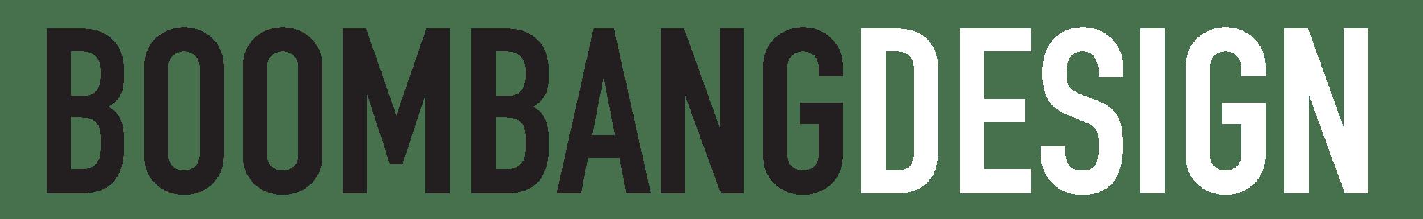 BoombangDesign logo soloscritta