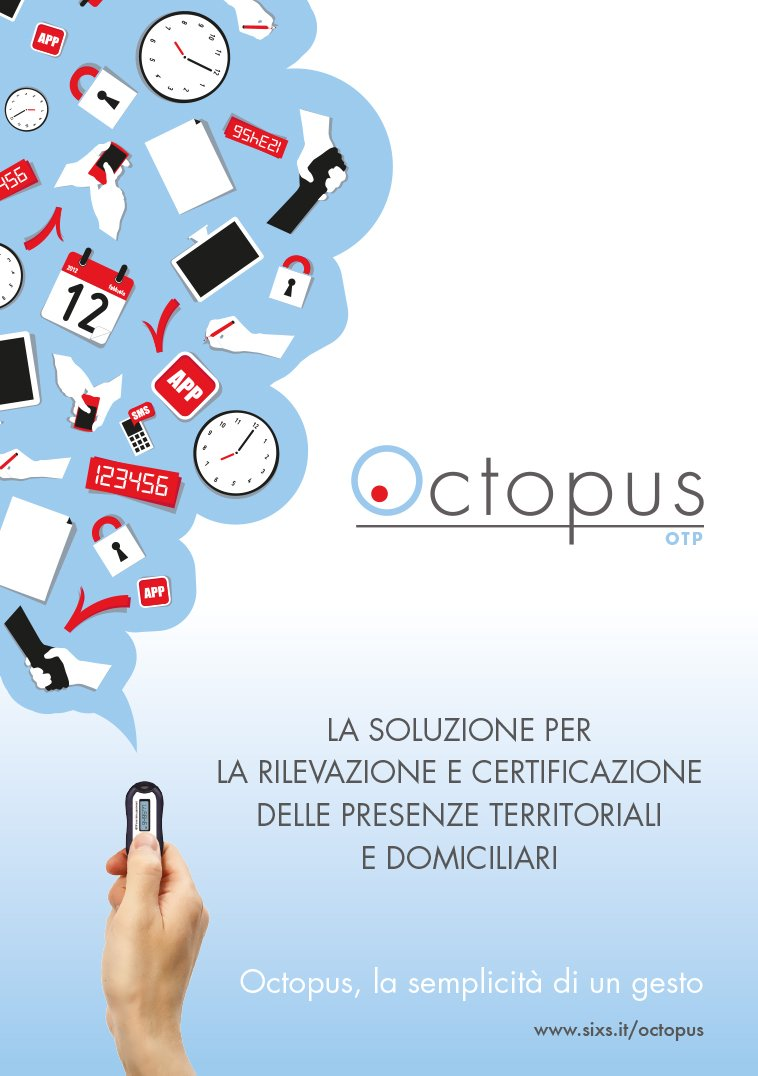 Boombang Design Cartolina Octopus