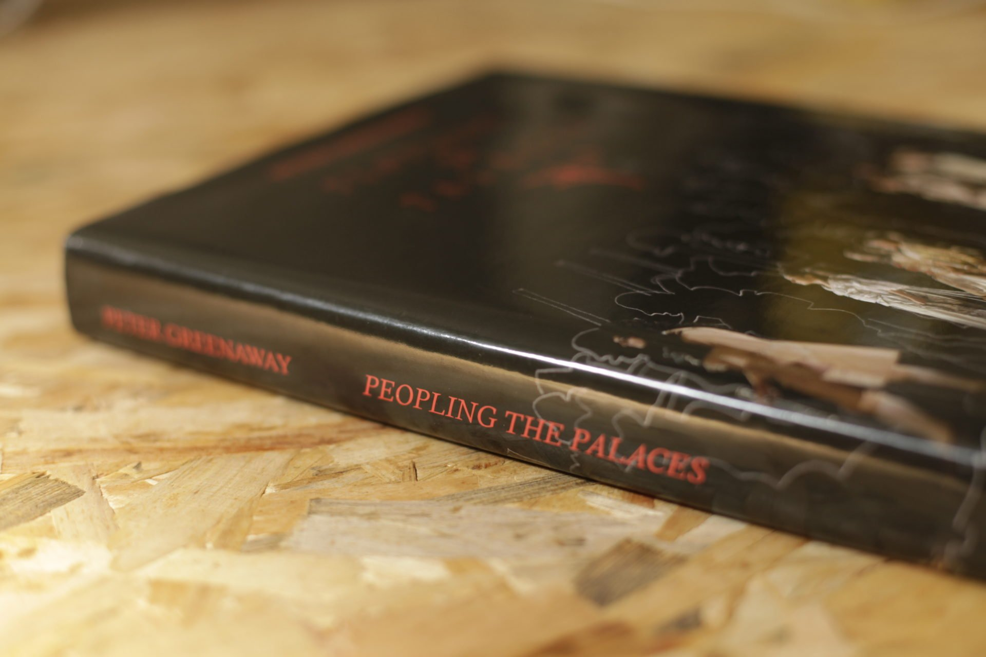 boombang design peopling the palaces peter greenaway cover 1 1