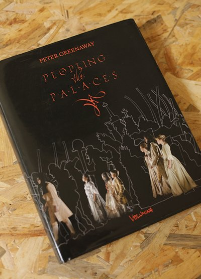 boombang design peopling the palaces peter greenaway cover 2